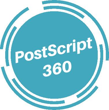 Postscript360 Logo