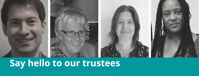 Our Trustees banner image